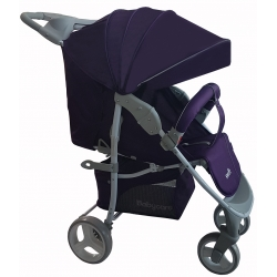Sportinis vežimėlis NAKKO EASY Baby Care Swift PURPLE