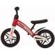 Balansinis dviratukas SCHUMACHER IMPACT su pripučiamais ratais
