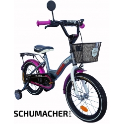 "Schumacher Kid Energy ""16"" dviratis"