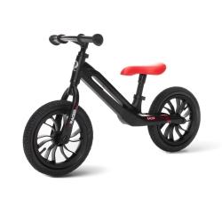 QPlay RACER balansinis dviratukas su pripučiamais ratais