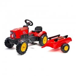 Falk minamas traktorius su priekaba 2030AB