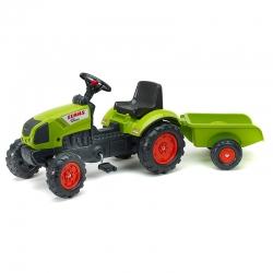 Falk minamas traktorius su priekaba 2040A