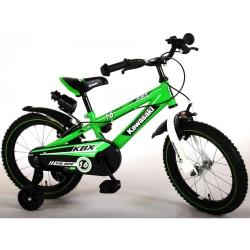 "KAWASAKI dviratis ,,12"" colių"