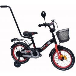 """Dviratukas vaikams Nakko Team Bike 14"""", juodas"""