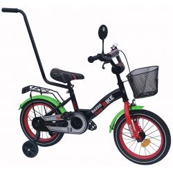 """Dviratukas vaikams Nakko Team Bike 14"""", žalias"""