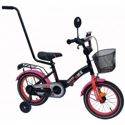 """Dviratukas vaikams Nakko Team Bike 14"""", rožinis"""