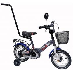 """Dviratukas vaikams Nakko Team Bike 12"""", mėlynas"""