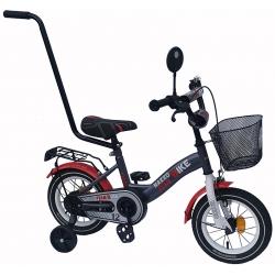 """Dviratukas vaikams Nakko Team Bike 12"""", raudonas"""