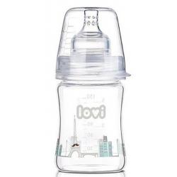 Lovi stiklinis buteliukas 0 mėn