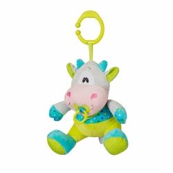Babyono grojantis žaisliukas Karvytė